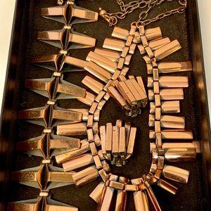 Vintage Cooper Renoir Jewelry Sets